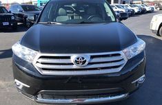 Foreign used Toyota Highlander 2012 for sale