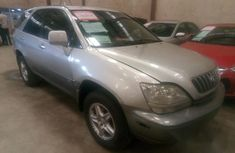 Clean Lexus RX300 2003 Silver for sale
