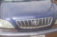 Nigeria Used Lexus RX300 2003 Blue for sale