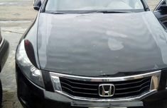 Neatly Nigerian Used Honda Accord 2009 Black for sale