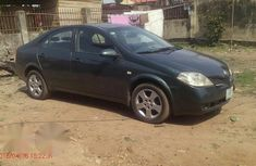 Nissan Primera 2004 Green for sale
