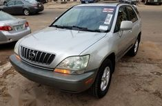 Tokunbo Lexus RX 300 2002 Gold for sale