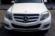 Mercedes-Benz GLK 350 2015 White for sale