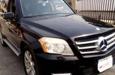 Mercedes-Benz GLK 350 2012 Black for sale