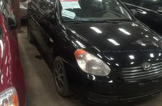 Hyundai Accent 2001 Black for sale