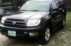 Toyota 4runner 2005 Black for sale