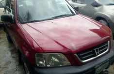 Clean Used Honda CR-V 1999 Red for sale