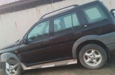 Nigerian Used Land Rover LR3 2002 Black for sale