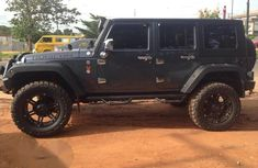 Jeep Wrangler 2012 Black for sale