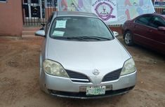 Nissan Primera 2003 Silver for sale