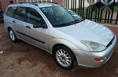 1st Body Working Perfect Ford Focus 2002 Silver for sale
