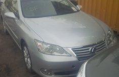 Lexus ES 2012 Petrol Automatic Grey/Silver for sale