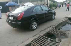 Nissan Primera 2005 Black for sale