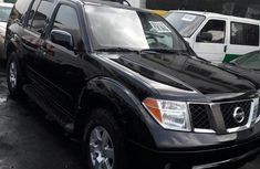 Used Nissan Pathfinder 2005 Black for sale