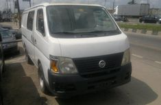 Nissan Urvan 2005 Petrol Manual White for sale