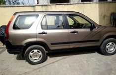 Honda CR-V 2004 Gold for sale