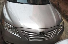Tokunbo Toyota Camry Xle 2008 Silver for sale