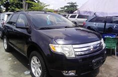 Almost brand new Ford Edge Petrol 2010 for sale