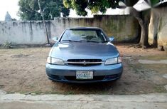 Neatly Used Nissan Altima 2000 Blue for sale