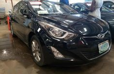 Very Clean Hyundai Elantra 2014 Black for sale