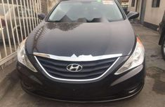 Hyundai Sonata 2013 Petrol Automatic Black for sale