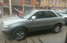 Lexus Rx300 2002 Silver for sale