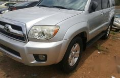 Toyota 4runner 2007 Silver for sale