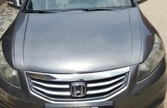 Clean Honda Accord 2009 Gray For Sale