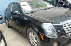 Cadillac CTS 2006 Black for sale