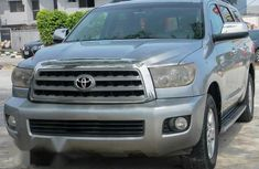 Used Toyota Sequoia 2008 Gray for sale