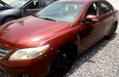 Very Clean Toyota Camry 2010 Red for sale