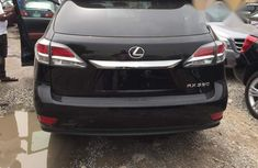 Very Clean Lexus RX 350 2015 Black for sale