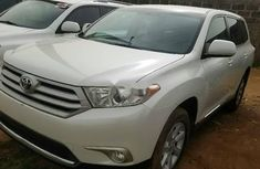 2013 Toyota Highlander Petrol Automatic for sale
