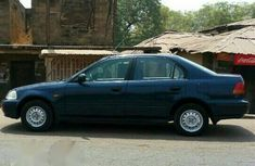 Honda Civic 2000 Blue for sale