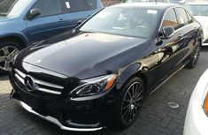 Almost brand new Mercedes-Benz C300 Petrol 2015 for sale