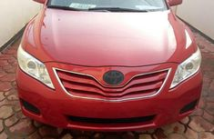 Toyoto Camry 2010 Red for sale