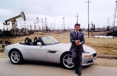 Top 10 classic cars driven in James Bond's movies - Part 1