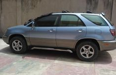 Clean Lexus Rx 300 2002 Blue for sale