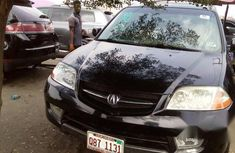 Acura MDX 2003 Black for sale