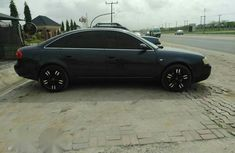 Audi A6 2005 Black for sale