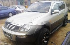 Daewoo Rexton 2004 Petrol Automatic Gold for sale
