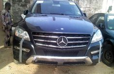 Buy A Tokunbo Mercedes Benz Ml 2010 Grey for sale