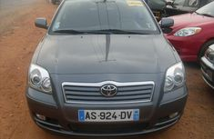 Toks 2005 Model Toyota Avensis For Sale