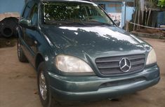 Toks 2001 Mercedes Benz Ml 320 For sale