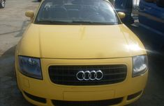2004 Toks Audi TT for sale