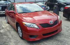 CLEAN 2010 TOYOTA CAMRY RED FOR SALE