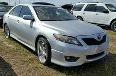 CLEAN 2010 TOYOTA CAMRY SILVER FOR SALE