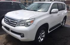 2013 Lexus GX 460 White for sale