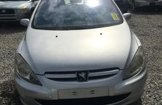 2005 Peugeot 307 Petrol Automatic Silver for sale
