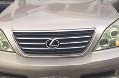 Lexus GX470 2005 Gold for sale